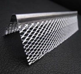 Perforated Angle Bead Perforated Metal Products For