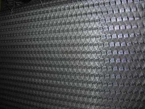 Expanded Steel Metal Sheet