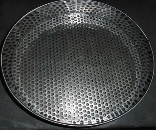 Perforated Stainless Steel Sieves