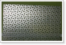 Perforated Diffuser Panel Style