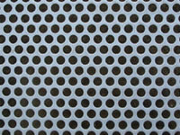 Round Hole Perforated Sheet Perforated Metal Products