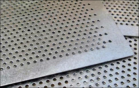 2mm perforated stainless steel sheet