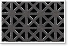 Perforated Copper Sheet Perforated Materials Supplied